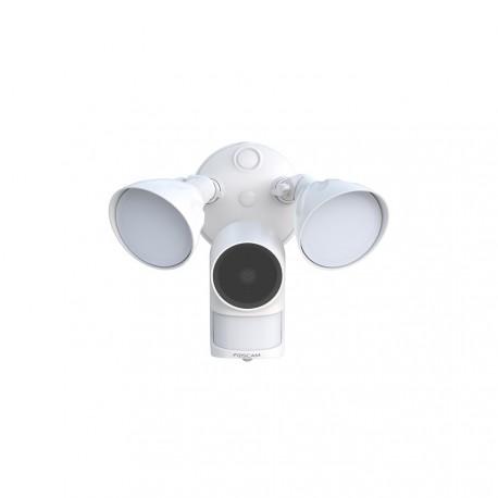Caméra extérieure Wifi QUAD HD 4MP - Projecteur, sirène et détection humaine - F41