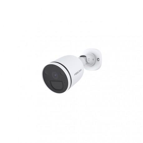 Caméra IP Wifi extérieure - Spots et alarme intégrés - S41