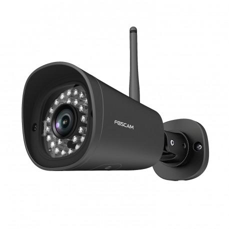 Caméra IP extérieure 1080P - FI9902P Noire