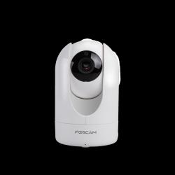Camera IP wifi HD interieure – P2P, 1080P (H264), 2Mp – Foscam C2 – Blanc