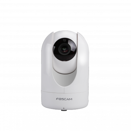 Camera IP wifi HD interieure – P2P, 1080P (H264), 2Mp – Foscam C2 – Blanc