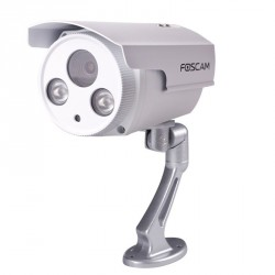 Camera IP HD exterieure infrarouge – Foscam FI9903P – Blanc