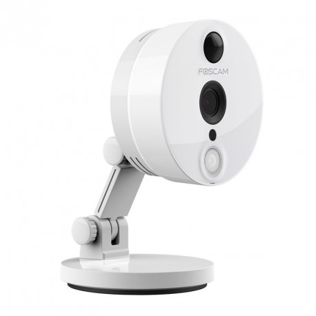 Camera IP wifi HD interieure – Foscam C2 – Blanc