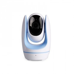 Camera IP wifi HD interieure infrarouge – Foscam FosBaby – Bleu ou Rose