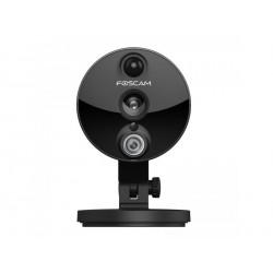 Foscam C2 – Caméra IP wifi interieure – HD 2Mp – infrarouge 10m - Noir