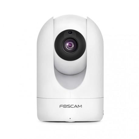 Caméra IP intérieure motorisée 1080p - R2M Foscam