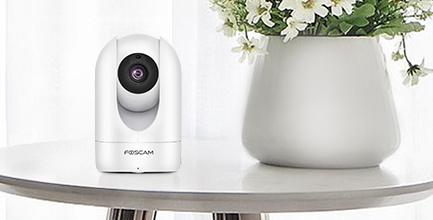 Caméra HD motorisée - Foscam r2m