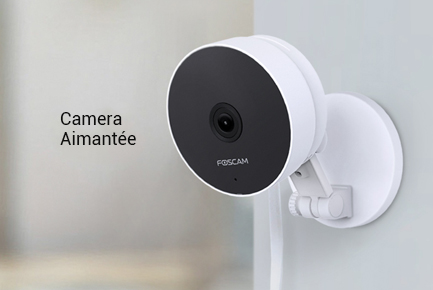 Caméra IP Focam C2M avec stockage multiple