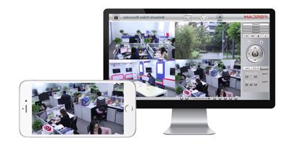 Kit de vidéosurveillance 720p - Foscam FN3104W-B4
